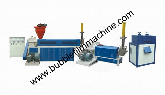 Waste Plastics Recycling MachineWaste Plastics Recycling Machine